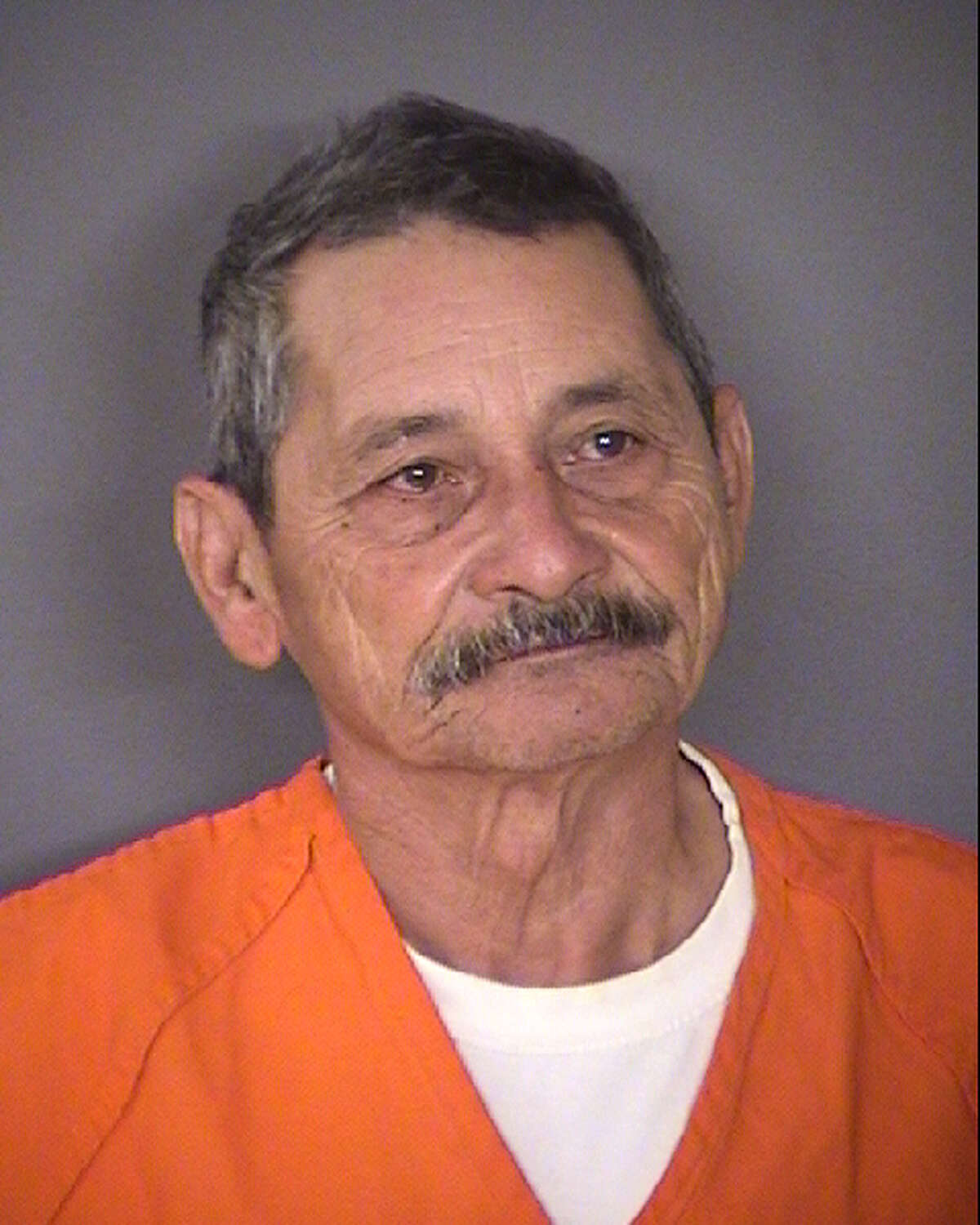 Jose Reyes, 74, was charged with murder in connection with the death of 65-year-old Juan Apolinar Jr.