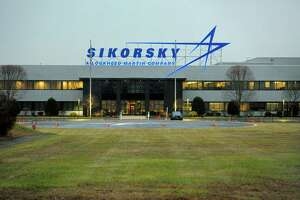 A view of Sikorsky Aircraft in Stratford, Conn., on Friday Jan. 3, 2020.