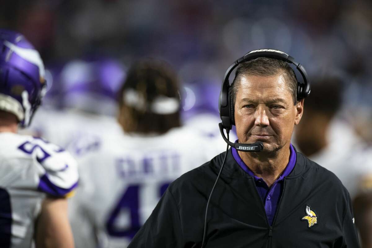 Vikings offensive line coach Rick Dennison reportedly is the first NFL assistant to depart because of a refusal to get the COVID-19 vaccine.