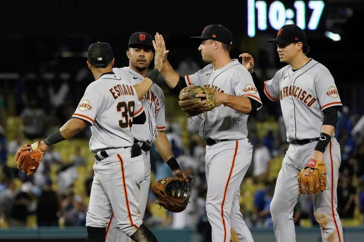 The Giants host the Pirates at 6 p.m. (NBCSBA/104.5, 680).