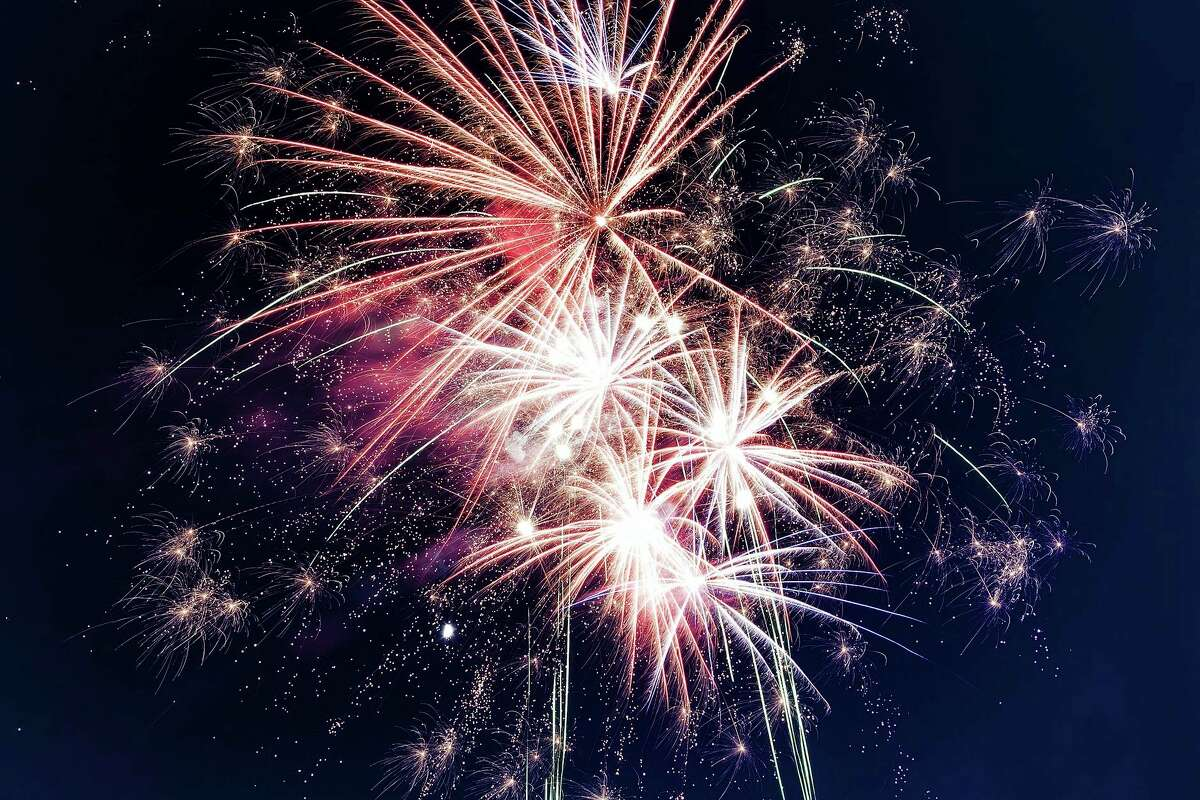 After months of uncertainty, the Big Rapids Fourth of July fireworks display went off without a hitch and drew a crowd from all over the area. Organizers are now working on plans for next year's event.(Pioneer file photo)