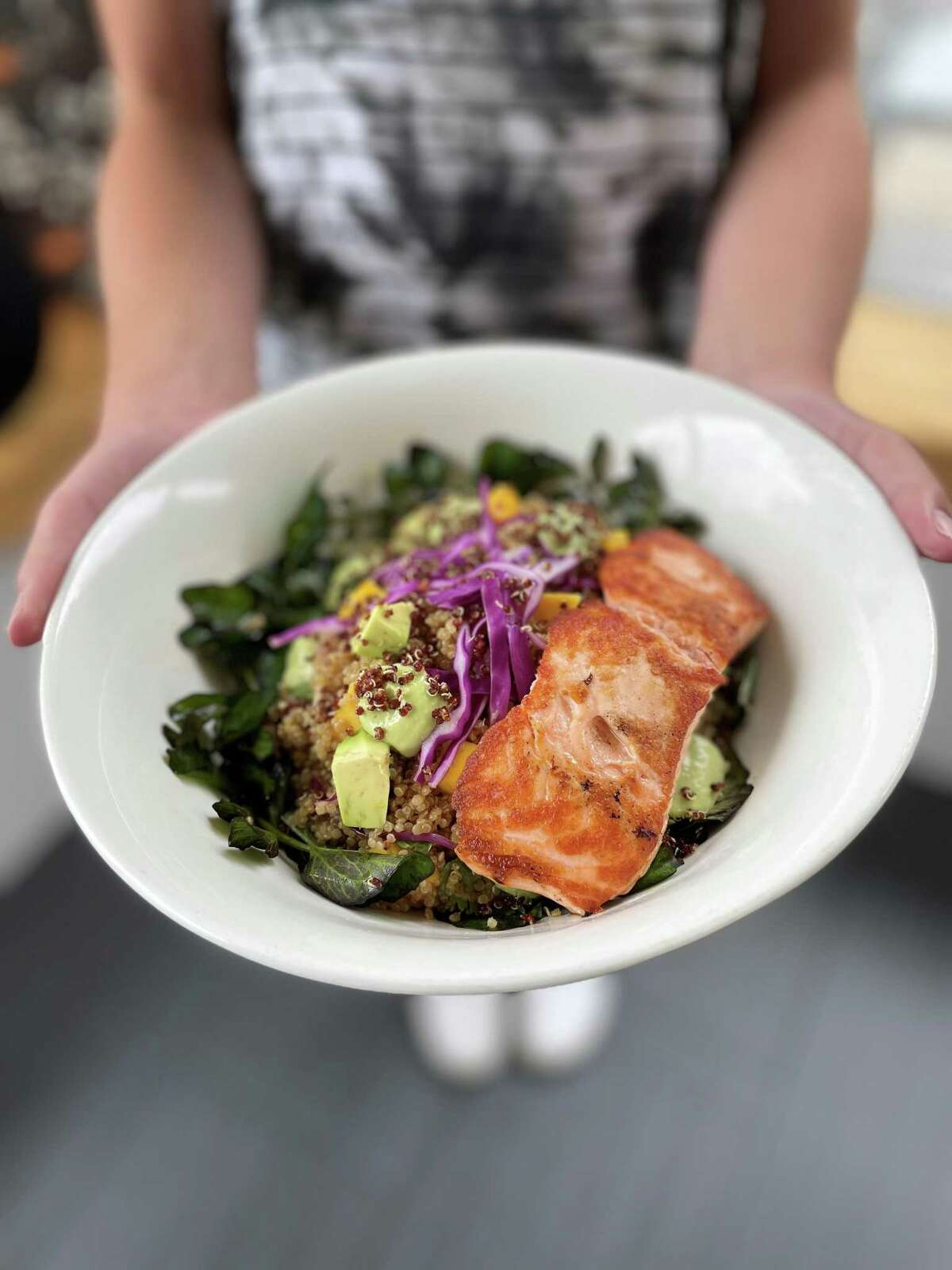 Brian Candee, a Redding resident, opened a restaurant in Bedford Hills, New York but is looking to bring takeout to his local neighbors.