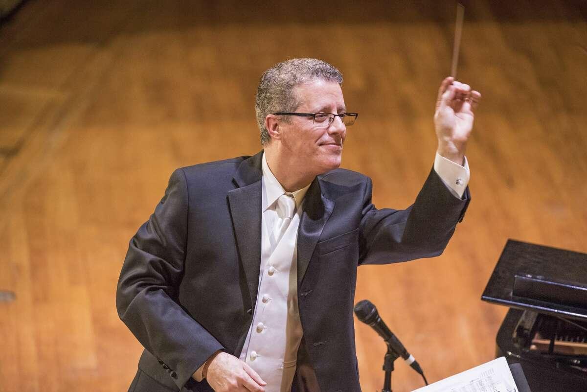 Dr. José Daniel Flores-Caraballo, artistic director of Albany Pro Musica. (crtedit: APM)