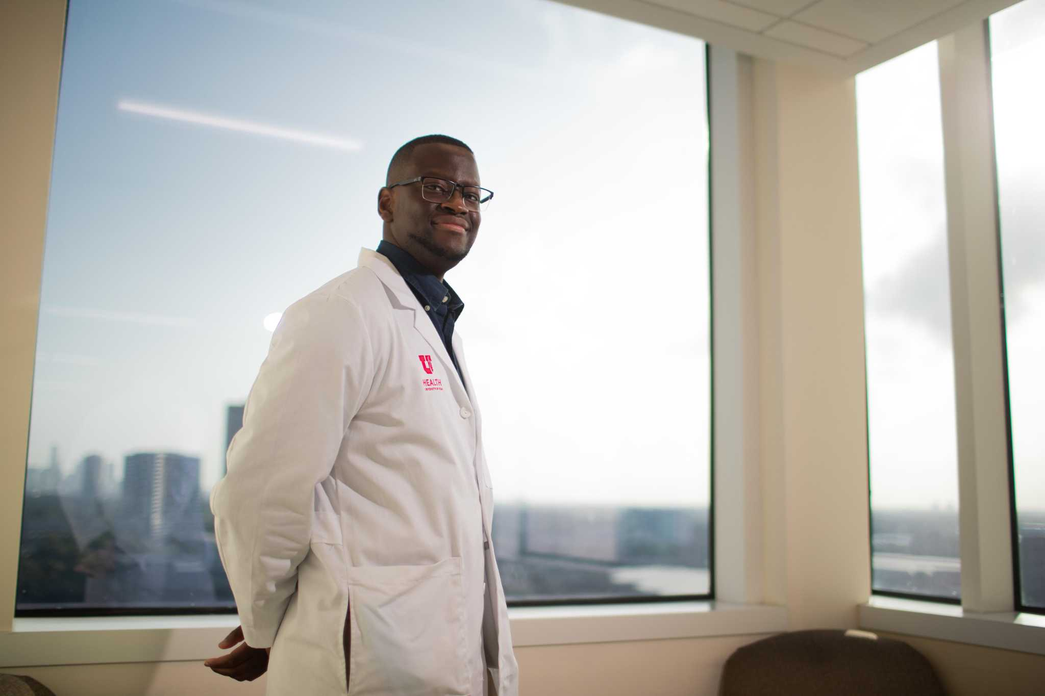 www.houstonchronicle.com: 87 percent of orthopedic surgeons are white. This Baylor doctor is working to diversify his field.