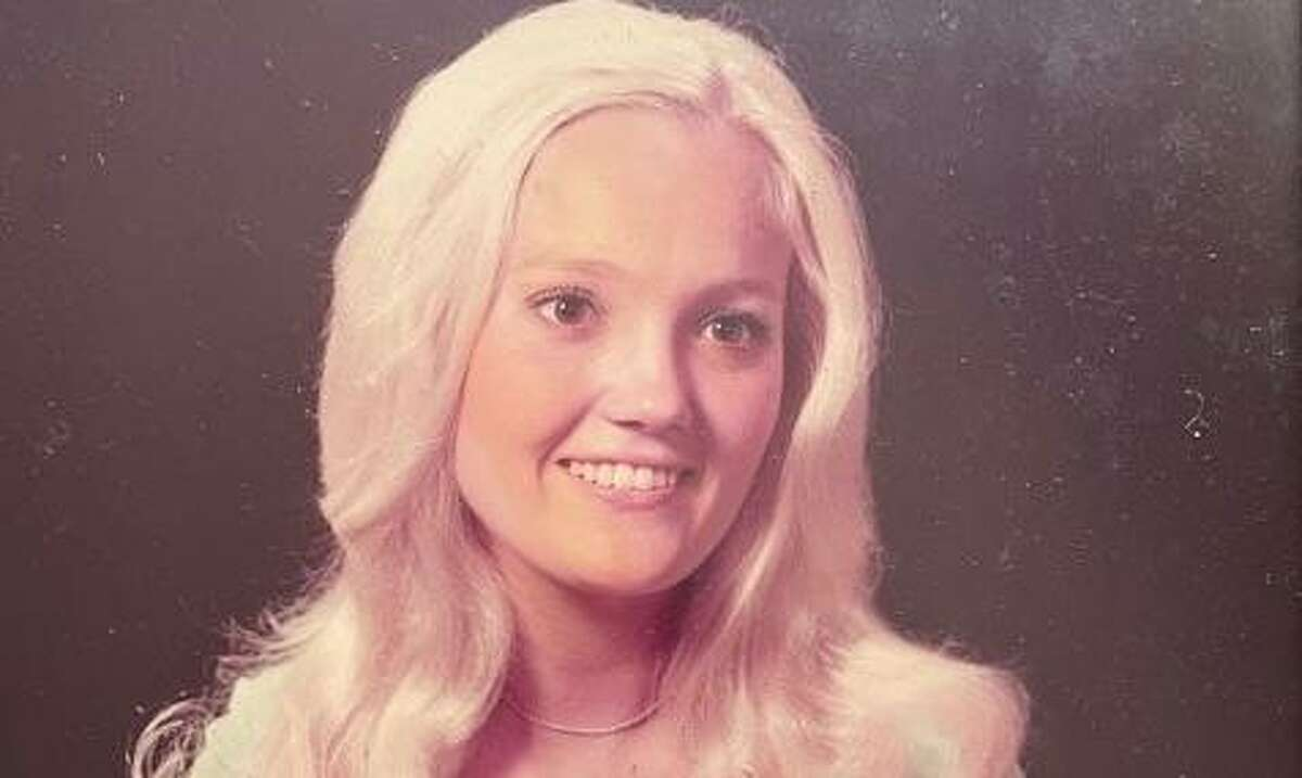 1969 Miss Tomball Jan Risien, who died in June from progressive supranuclear palsy.