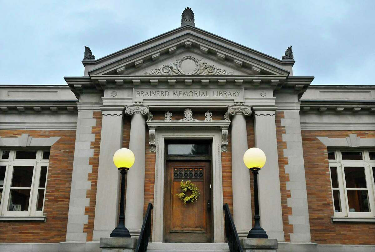 State bonding funds will be used for Deep River Elementary's roof and renovations at Brainerd Memorial Library in Haddam.