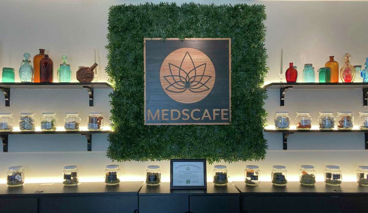 Meds Cafe opened in May of 2021, strictly as a medical cannabis store.(Courtesy photo/Jennifer Bergen)
