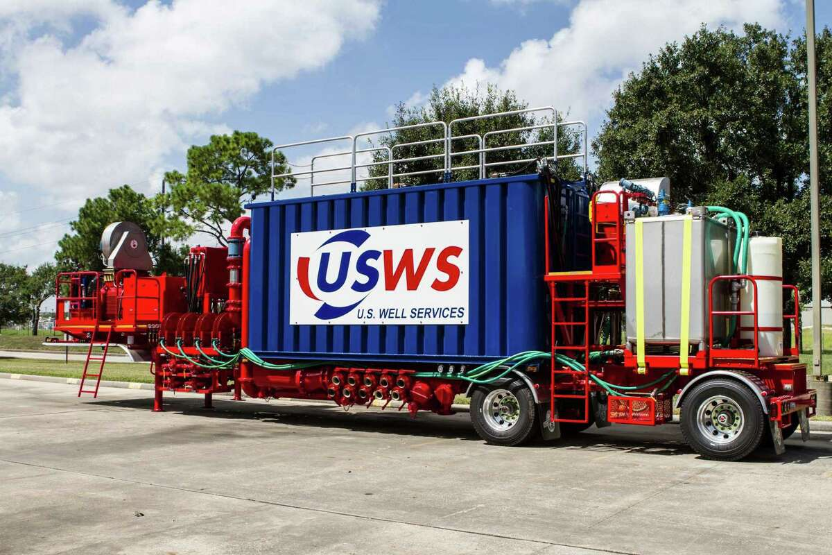 U.S. Well Services, a Houston fracking company with operations in Texas and the Appalachian Basin, is laying off over 230 workers in Texas as the company restructures. (Photo via U.S. Well Services)