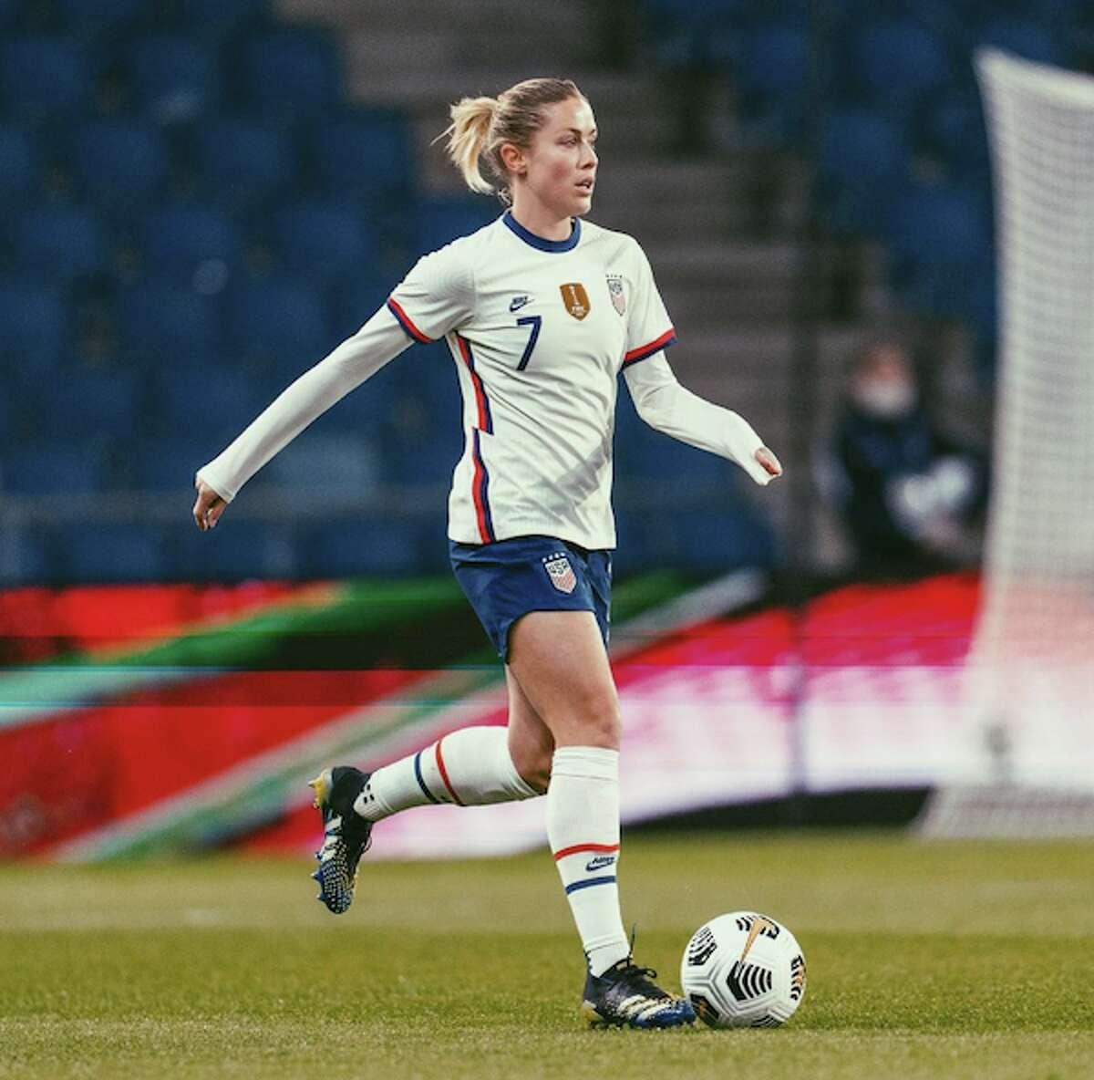 Abby Dahlkemper, Tokyo Olympics, US Women's National Team