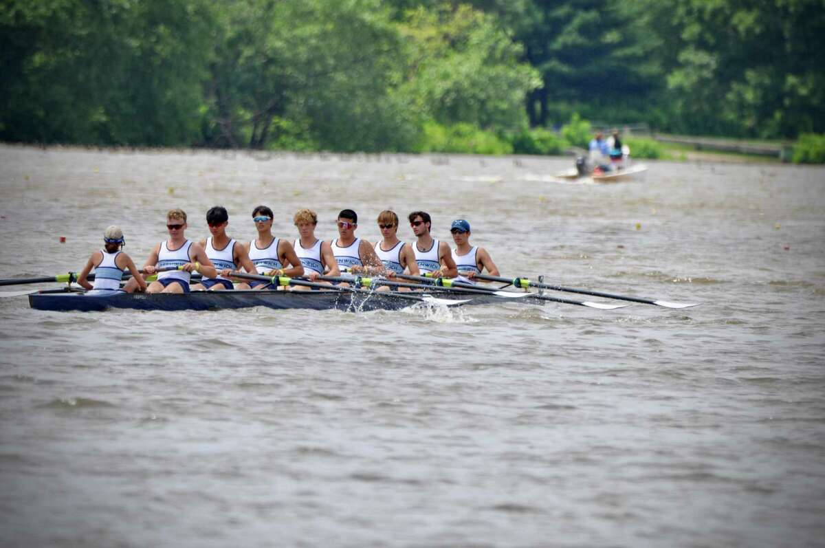 The Greenwich Crew U19 8 + boat won the men's 8 + open at the USRowing Summer Nationals, setting a junior national record in the event. The team lineup was made up less than a month before the regatta and had never competed together.