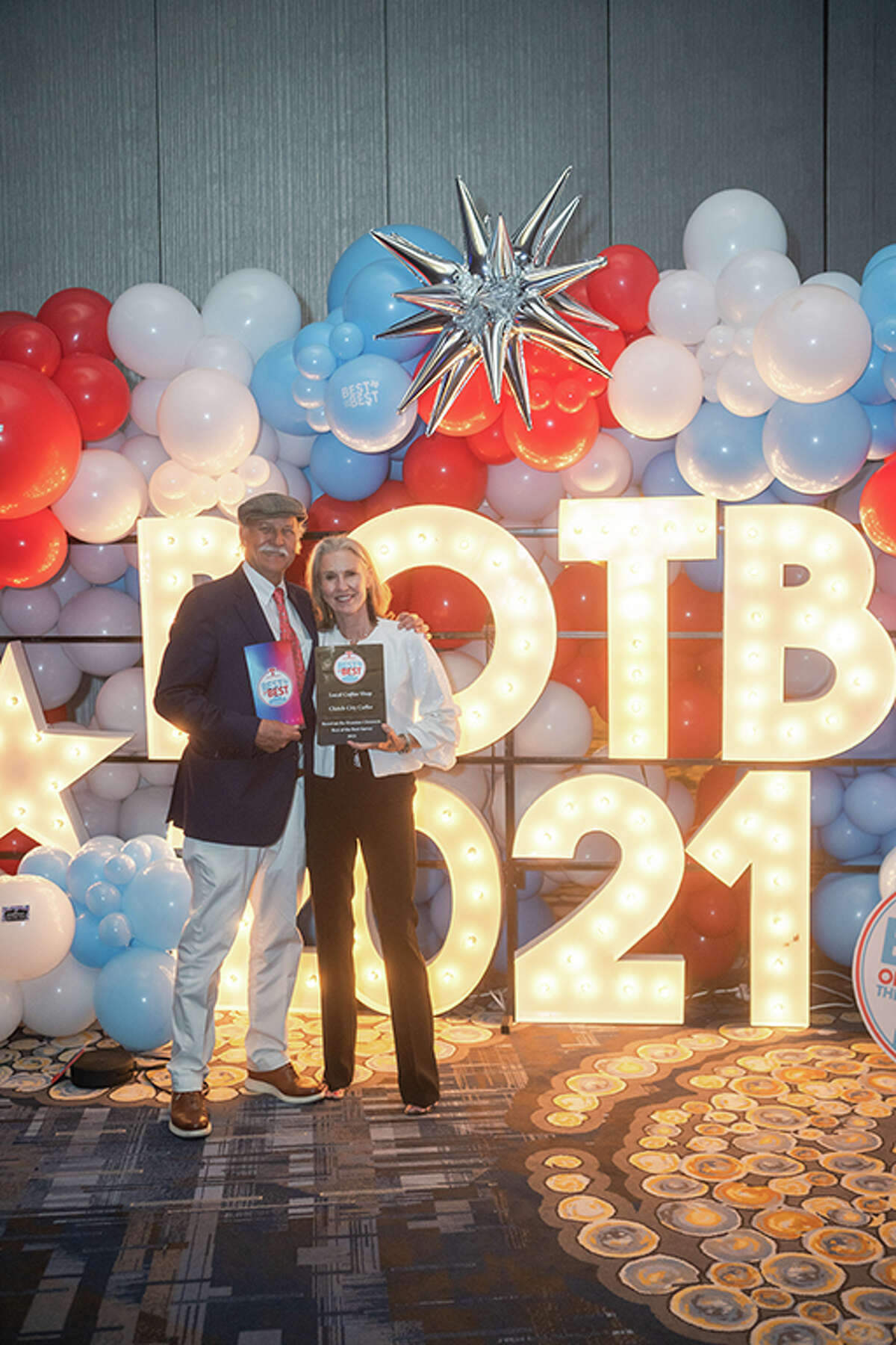 Guests and winners of this year's Best of the Best categories celebrated at the Hilton Americas-Houston on Tuesday, July 20.