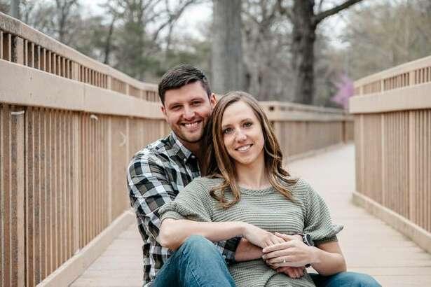 Leah Pembrook and Zach Keenan
