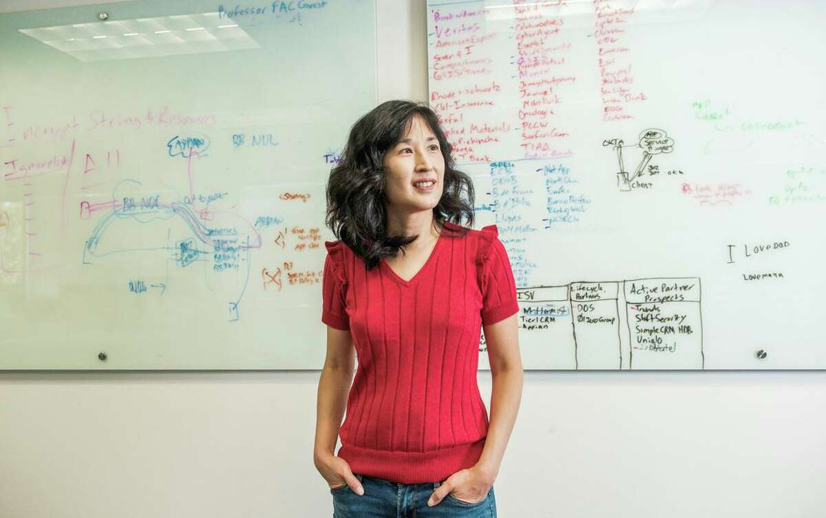 Appdome CMO and Blockchain for Women founder Karen Hsu says the sparse numbers of women involved in crypto can be attributed to security concerns.