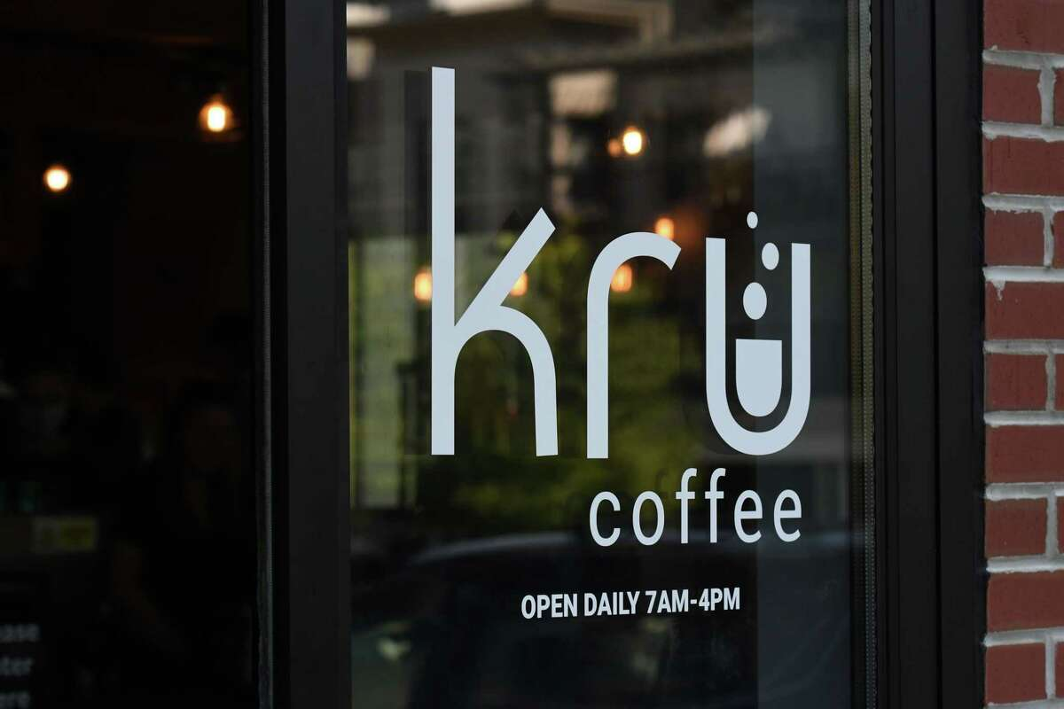 Exterior of Kru Coffee on Friday, July 23, 2021, on Marion Drive in Saratoga Springs, N.Y.