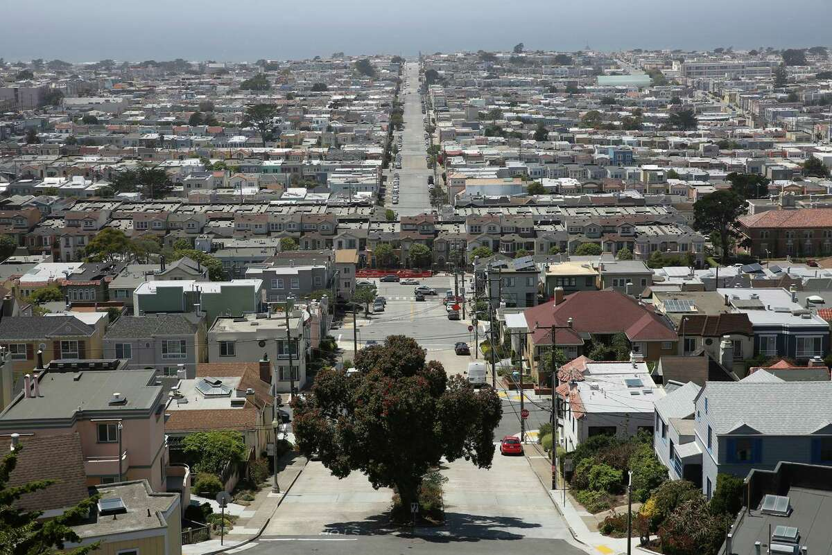 The Sunset District is a bastion of single-family homes; fourplex backers want that to change.