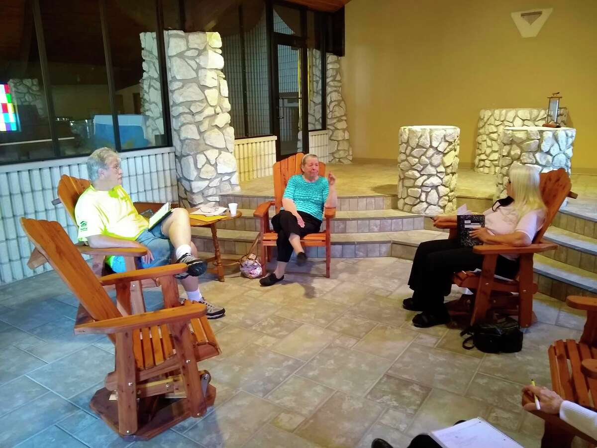 One of the newest activities at the Wagoner Community Center is the genealogy group. The group meets Wednesday afternoons at 1:30 p.m. Their first meeting was on Wednesday. There will be iPads and laptops available for those who would like to participate. (Courtesy photo)