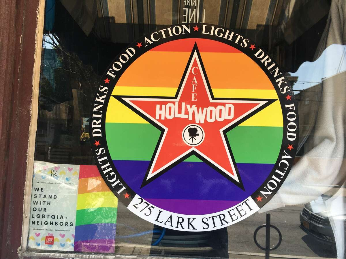Cafe Hollywood on Lark Street is the subject of a State of Emergency declared Friday night July 23 that resulted in its being labeled a public safety nuisance and closed.