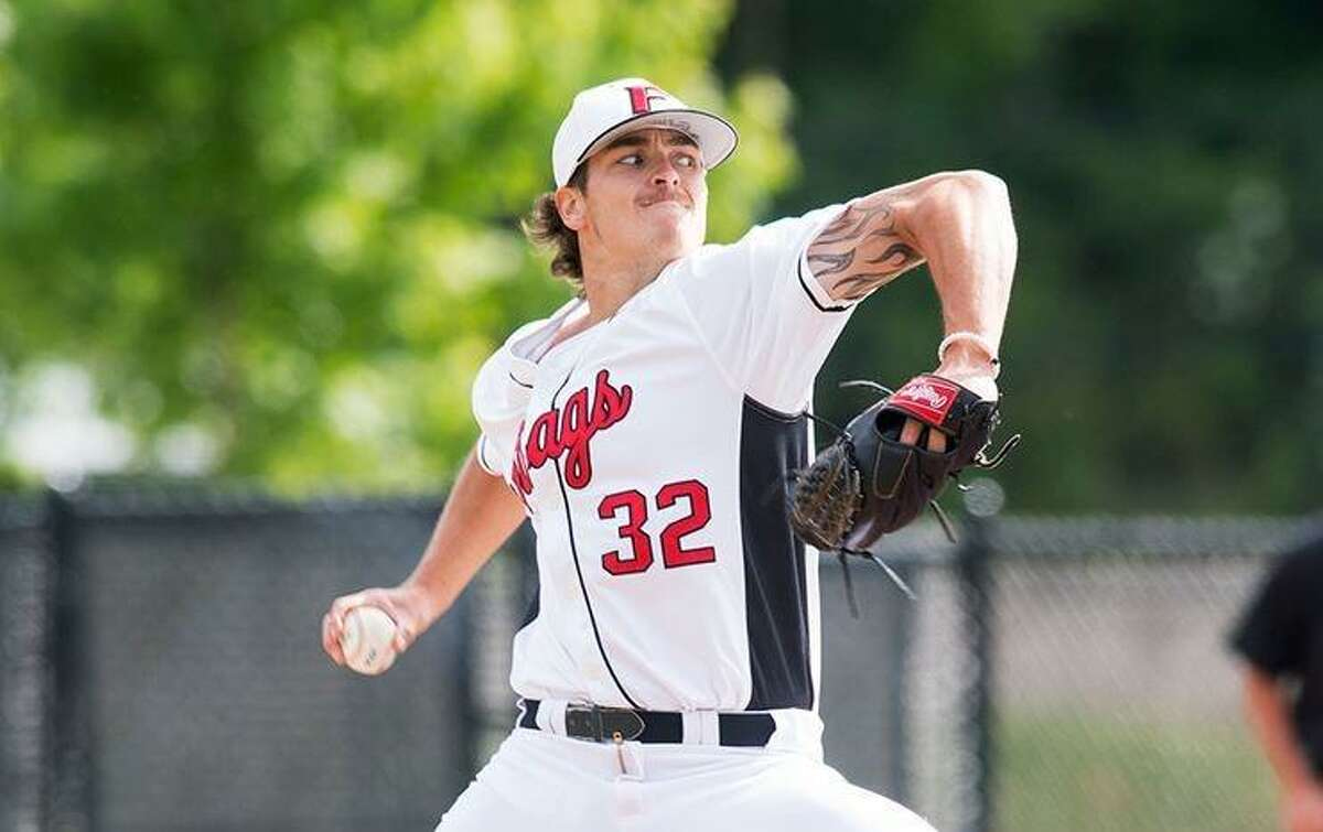 Trey McLoughlin is Fairfield's all-time leader with 9.11 strikeouts per nine innings.