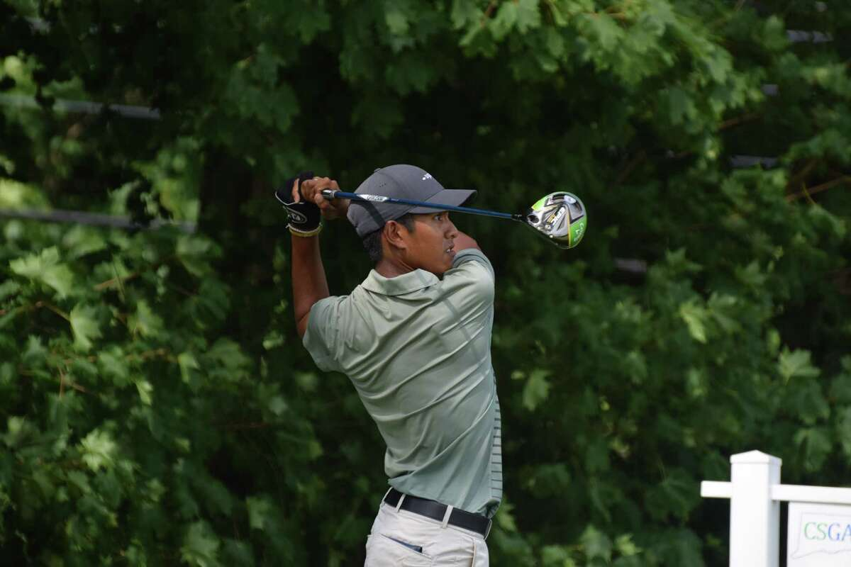 Rasmey Kong was the winner of the 85th Connecticut Open at Torrington Country Club in 2019.