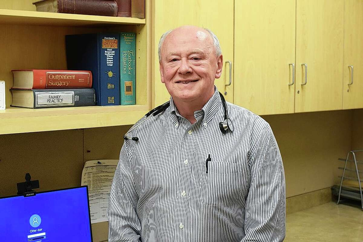Dr. Jim Bohan retires this week after 42 years of practicing medicine in Jacksonville.