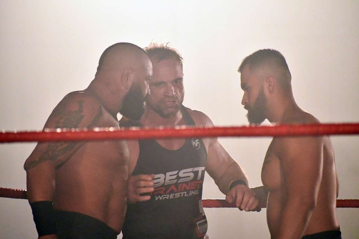 SWE Fury brought hard-hitting professional wrestling to Lubbock on Saturday night as part of West Texas Fury Fest in the Prima Vista Events Center. The day-long event included a kids camp, a meet and greet and television taping.