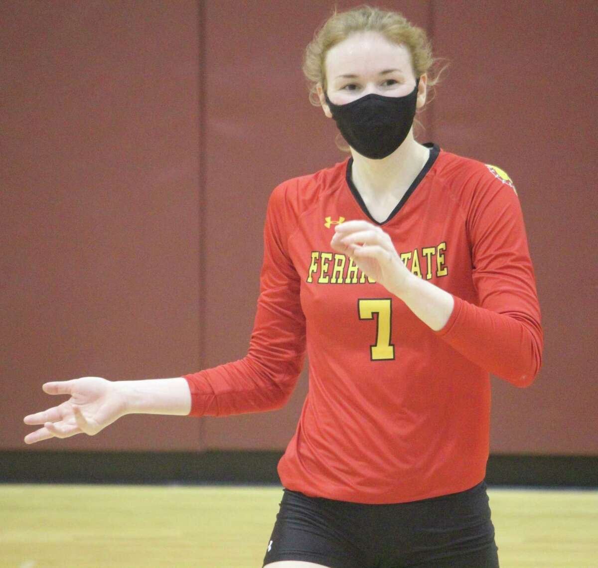 Katie O'Connell continues to bring in the honors for FSU. (Pioneer file photo)