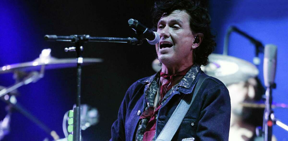 Caifanes, seen here performing in May in Monterrey, Mexico, returns to San Antonio this week.
