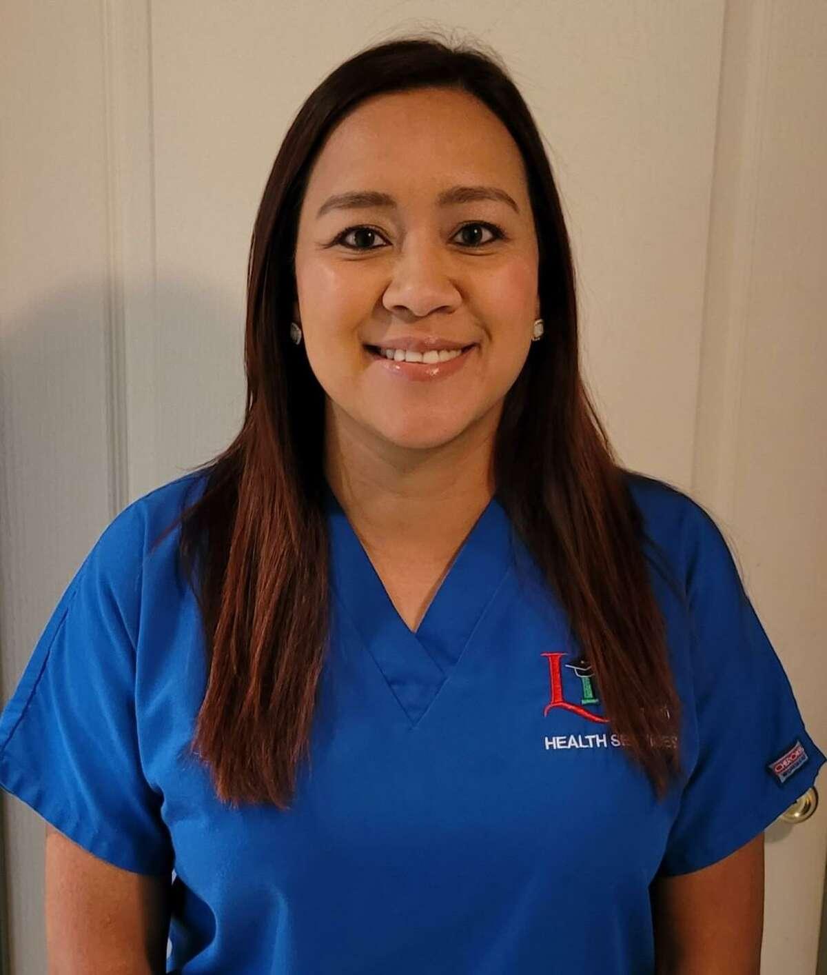 Laredo ISD Health Services Coordinator Graciela Lopez