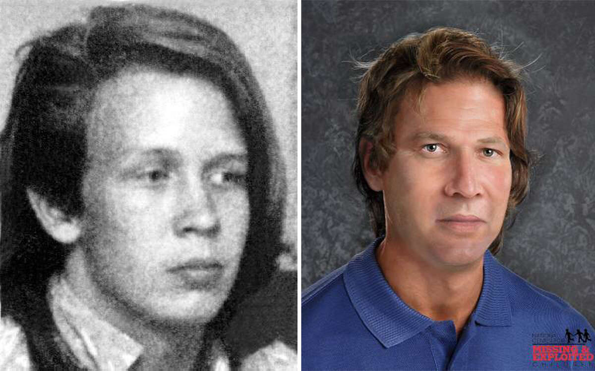 A photo of Samuel Rawls is shown along with an age-progression photo. He was last seen at the age of 17 on Feb. 27, 1988.