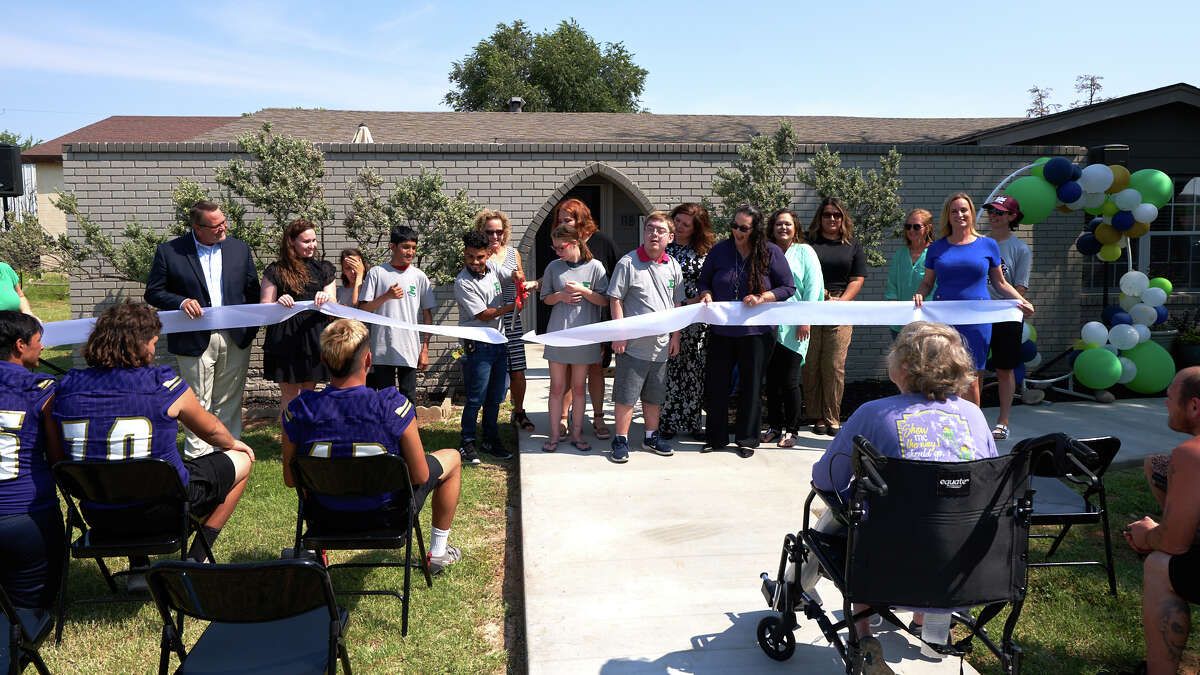 Midland ISD Special Services debuted Encore Academy, which provides life-skills education for students with special needs between the ages of 18 and 21.