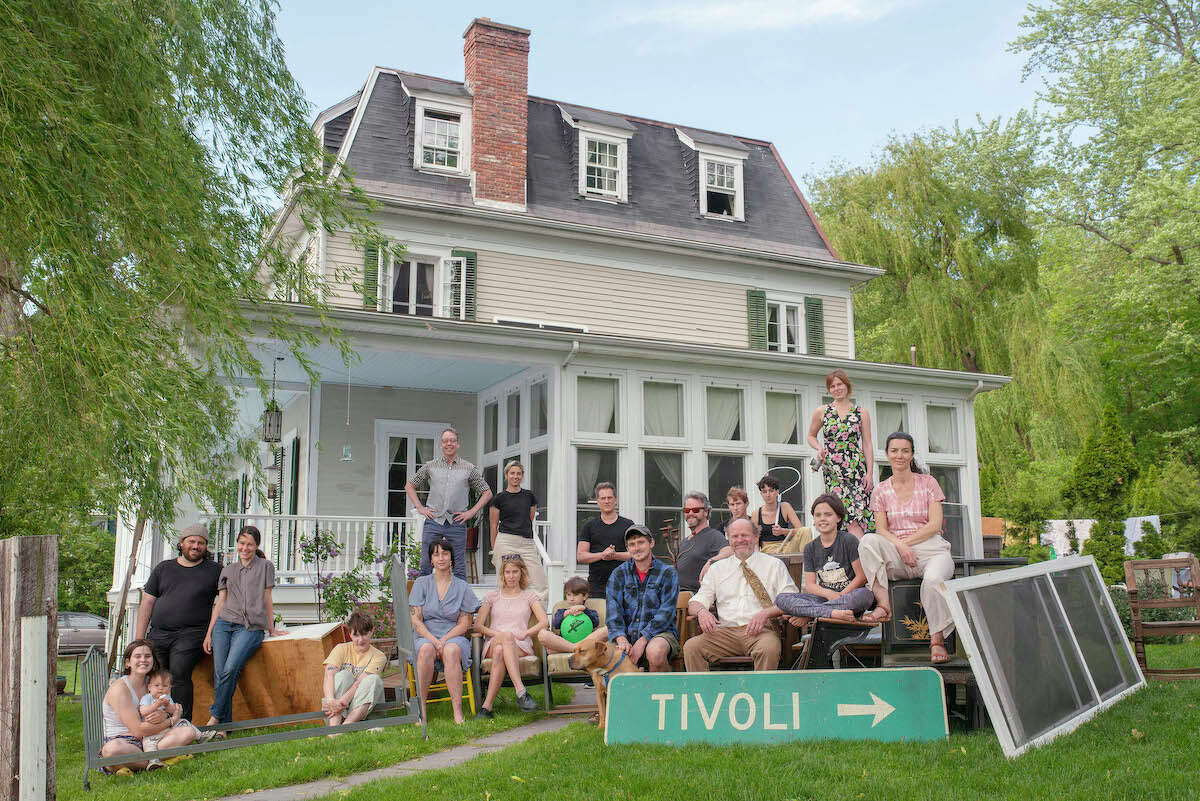 The Suminski Innski in Tivoli became a refuge for NYCers and Bard College students and grads during the pandemic, and a documentary project for photographer Jessica Chappe. While it was closed to the public, it welcomed 22 guests, nine of whom still reside at the inn. Not one contracted the coronavirus.