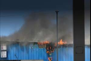 A fire caused severe damages at Tropic Express, a West Side restaurant, on Sunday afternoon.