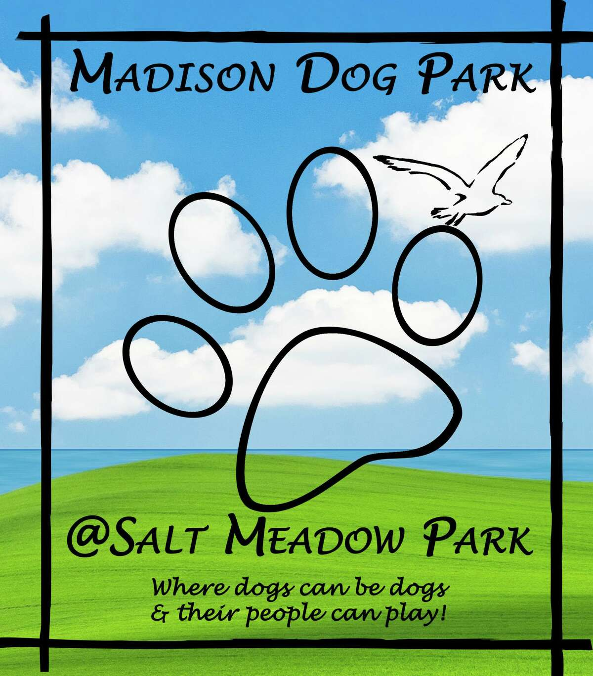 Work on the Madison Dog Park has begun, following the town's application approval