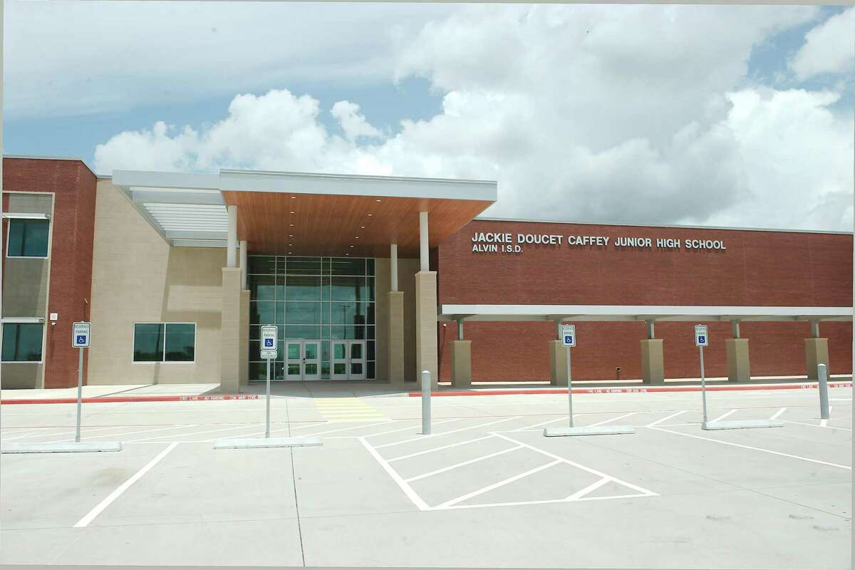 The 177,000-square-foot building is in Manvel.