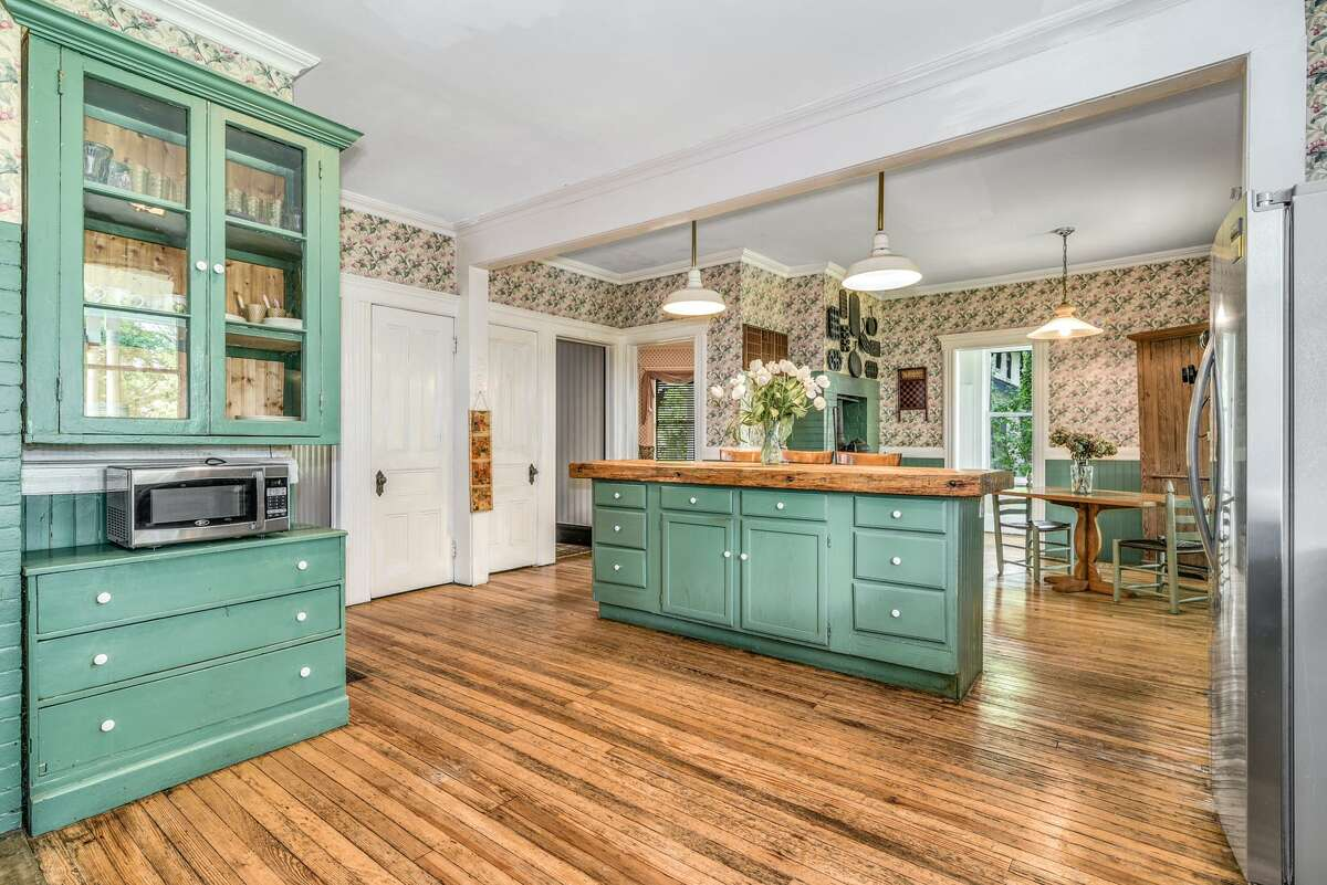 The house at 31 Oakdale Road in Stamford was featured in a Disney movie. It's on the market for $799,000.