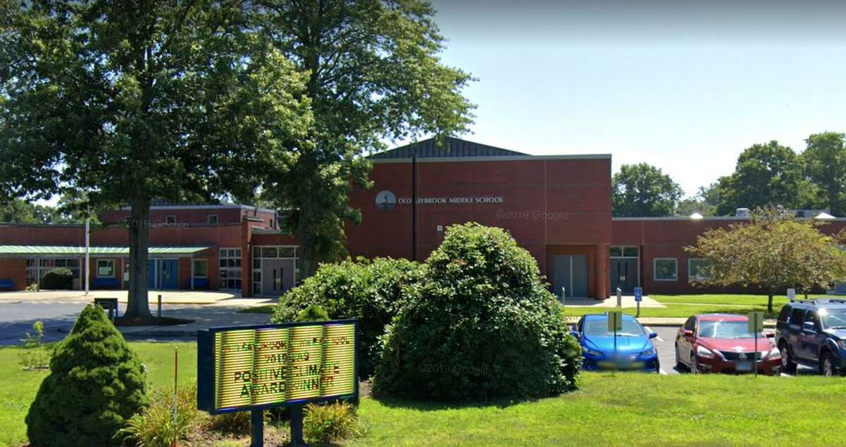 Old Saybrook Middle School is located at 60 Sheffield St.