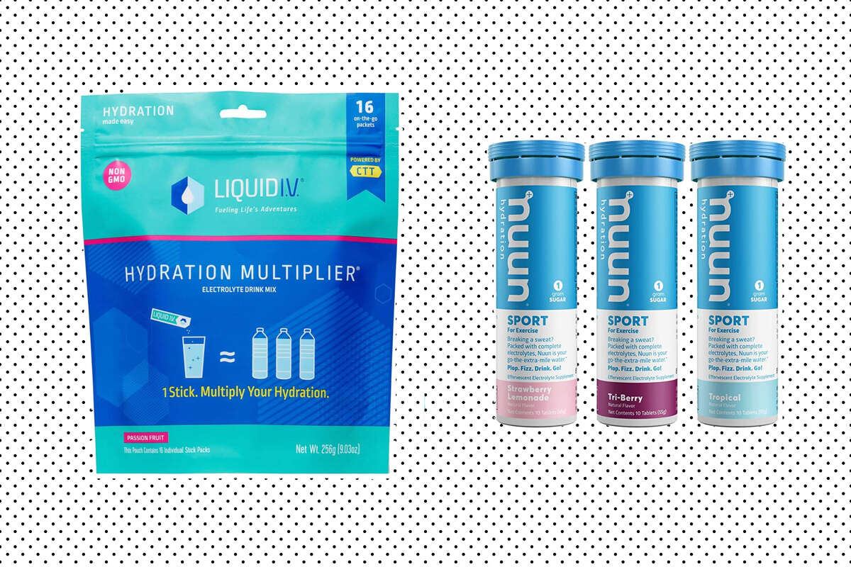 Liquid I.V. Hydration Multiplier, $24.99 at Amazon Nuun Sport: Electrolyte Drink Tablets, $30.84 at Amazon