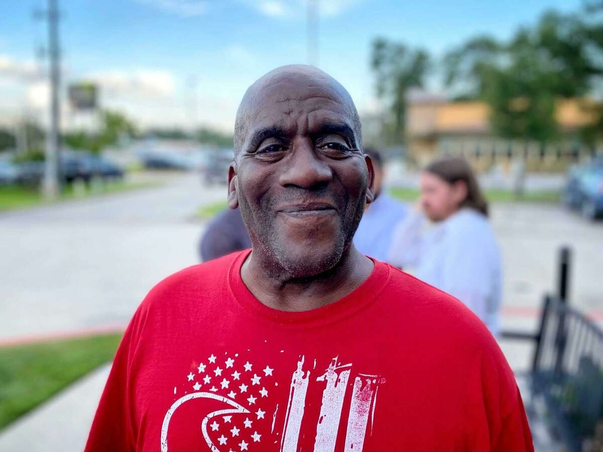 Hervis Rogers became a national sensation after waiting hours to vote in Harris County, but now is being aggressively prosecuted for alleged illegal voting.