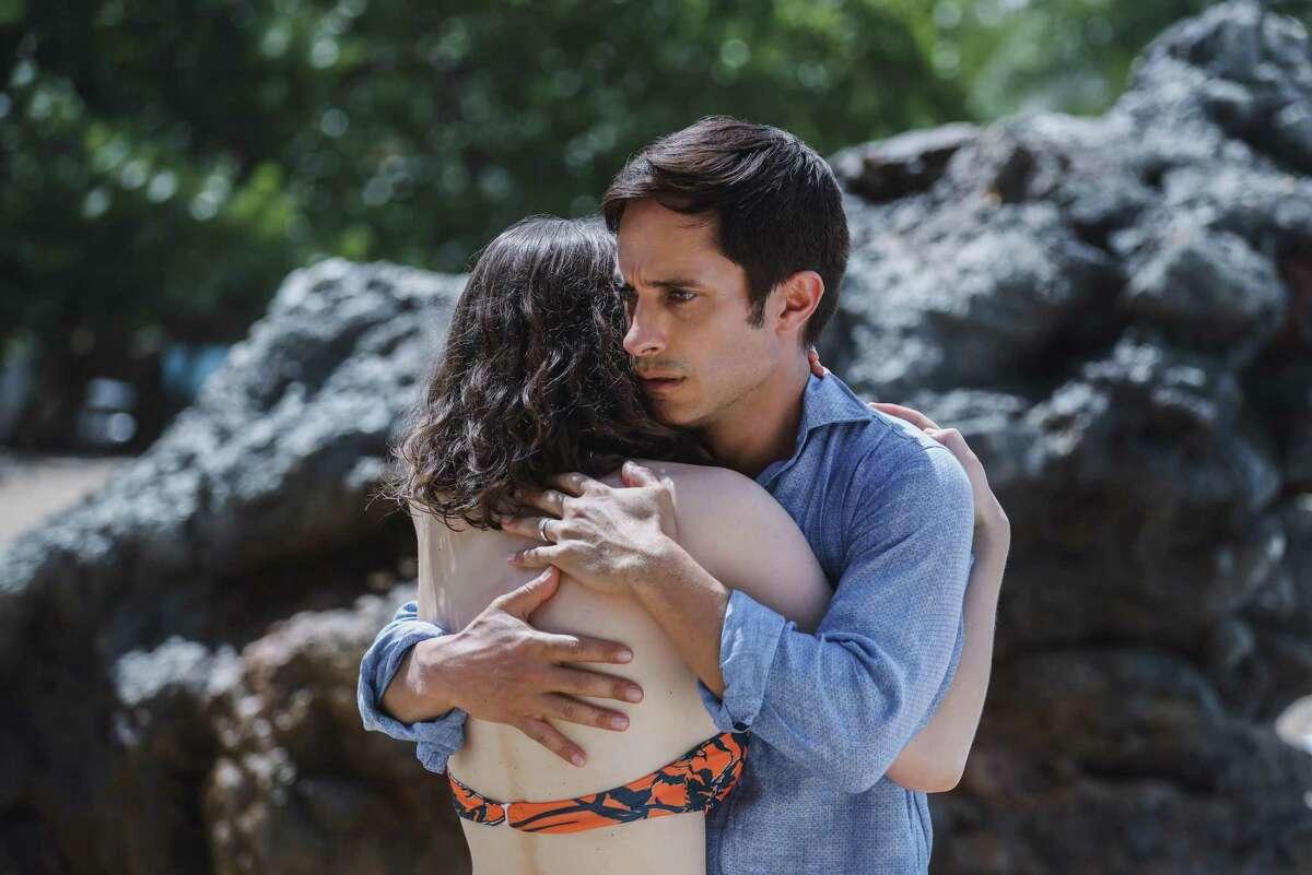 Gael Garcia Bernal stars in 'Old' from M. Night Shyamalan.