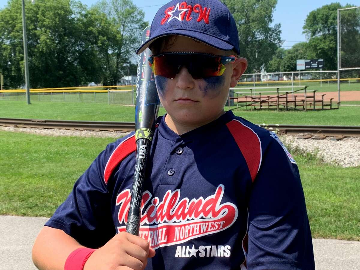 Fraternal Northwest's J.D. Doughty went 5-for-6 with two homers, a double, nine RBIs, and three runs scored in Monday's 27-16 win over Greater Bay in the final game of pool play at the Little League Baseball 11U state tournament in Bay City.
