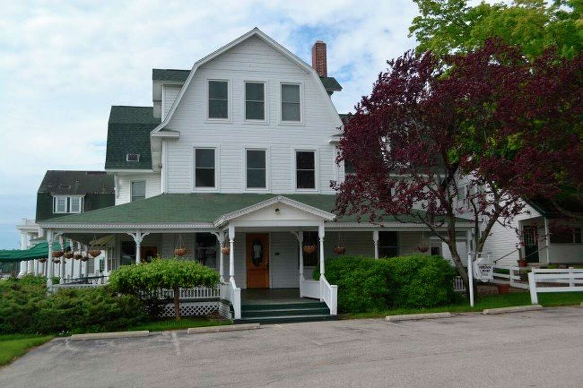 A strolling tour of Onekama's Portage Point Inn is just one of the events scheduled to take place in Onekama this weekend. (File photo)