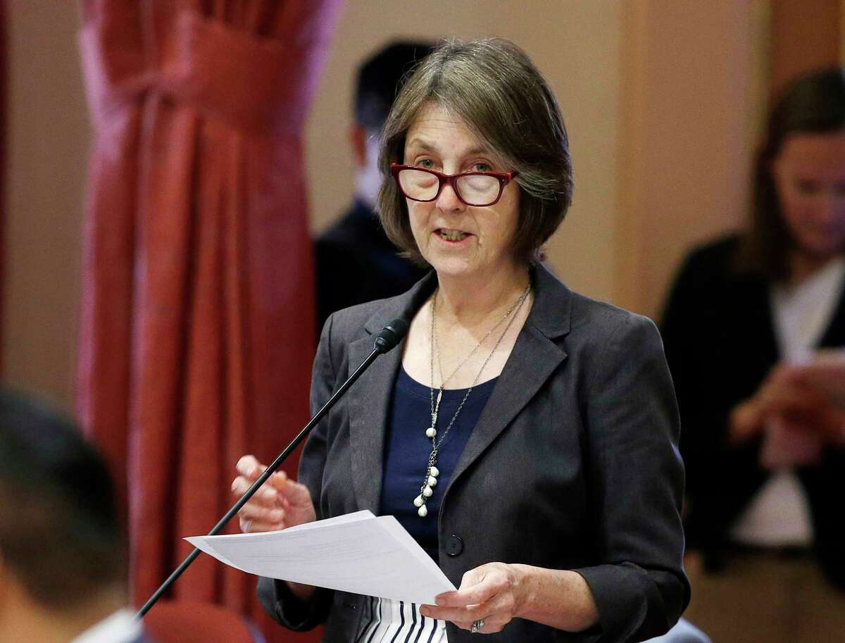 """State Sen. Nancy Skinner, D-Berkeley, write the law that narrowed California's """"felony murder"""" law, which allowed anyone taking part in a potentially dangerous felony to be convicted of murder and sentenced to life in prison if someone was killed."""