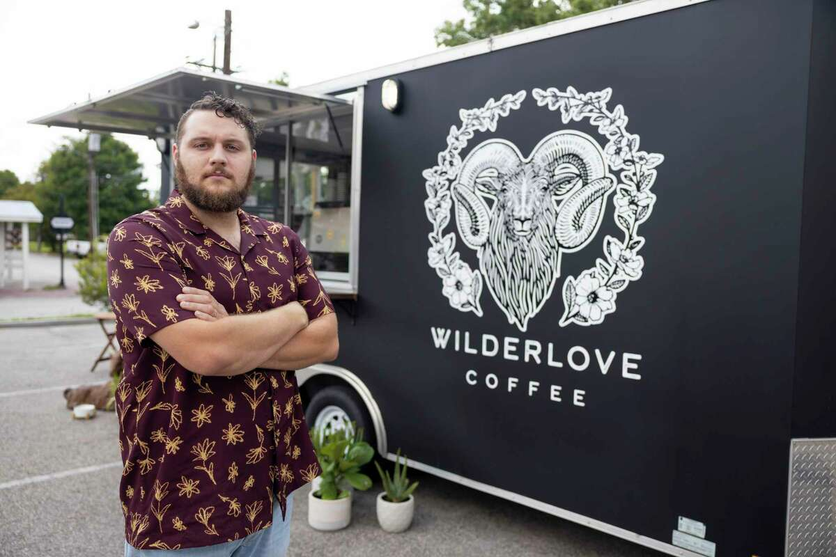 """""""There has been a large political side we didn't see coming in the process of starting a business,"""" said Kade Jenkins of Wilderlove Coffee."""