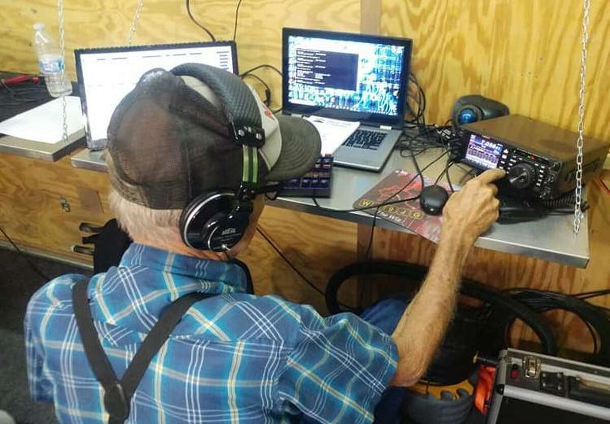 The Lake Conroe Amateur Radio Club held its most recent field day June 26. The 24-hour session tested radio equipment, operator skills and how many times radio contacts could be made in the allotted time frame.