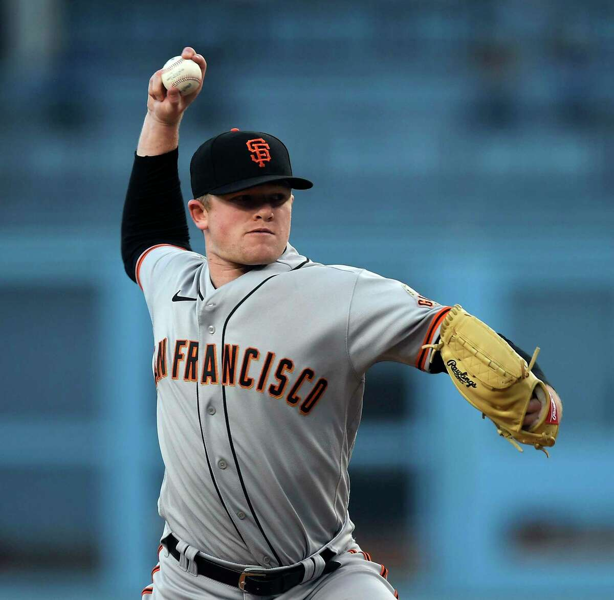 Logan Webb, who gave up two runs on three hits in five innings in the Giants' 4-2 win at Dodger Stadium on Wednesday, is set to start the opener of a three-game series against L.A. at Oracle Park at 6:45 p.m. Tuesday (NBCSBA/104.5, 680).