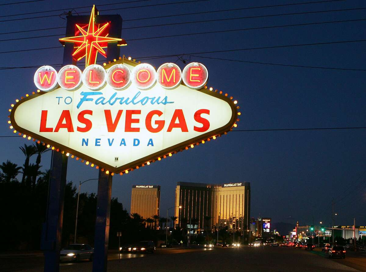 There is a $22 nonstop flight to Las Vegas from Austin in October.