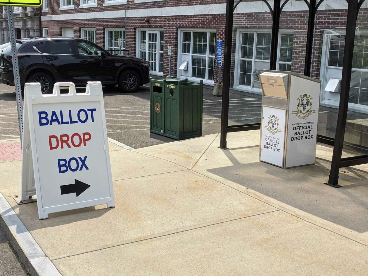 The drop boxes that were used for absentee ballots during last year's presidential election will be used again for next month's special election to fill a seat in the state Senate. Anyone who is a registered voter in the 36th Senate District can vote by absentee ballot if they wish. The campaigns are pushing heavily to make sure their supporters know they can do it.