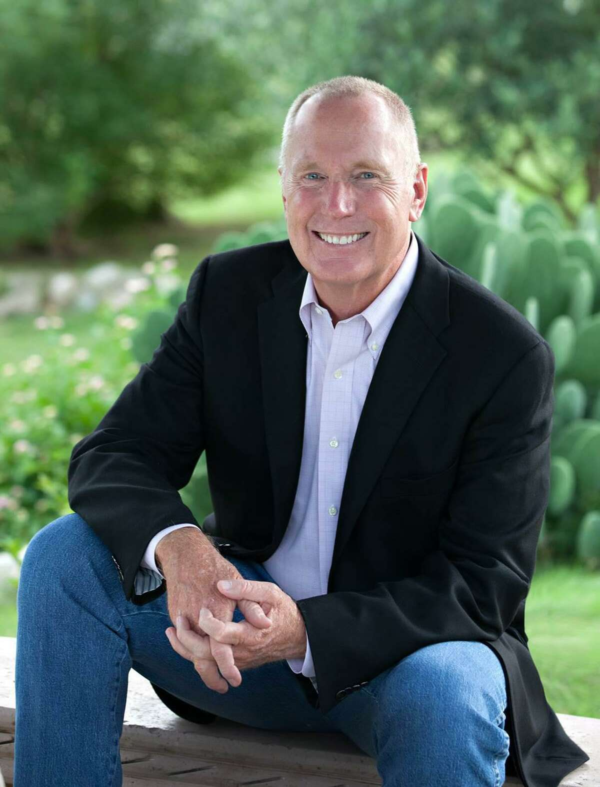 Best-selling author Max Lucado is teaching minister at Oak Hills Church in San Antonio. He recently contracted the coronavirus and is recovering at home.