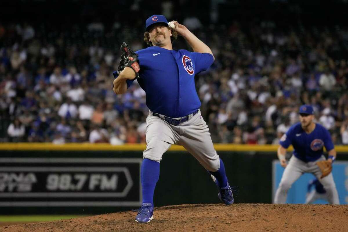 Chicago Cubs relief pitcher Andrew Chafin may be headed to Oakland according to several national reports.