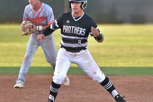 United South's Greg Campos was named the Laredo Morning Times' All-City MVP for his performance on the diamond this season.